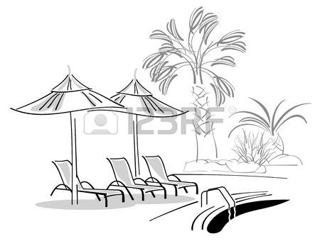 1,067 Chaise Lounge Stock Illustrations, Cliparts And Royalty Free.