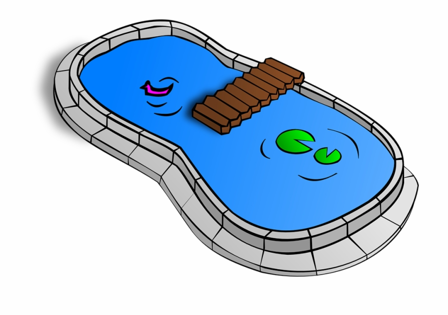 Water Bond Swimming Pool Vector Clip Art Iiudvj Clipart.