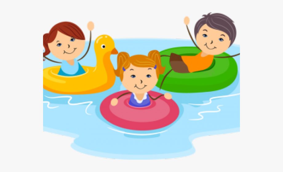 Graphic Free Stock Swimming Clipart.