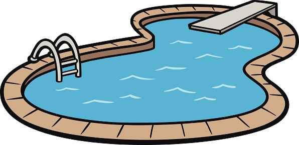 Swimming Pool Clipart Group with 53+ items.