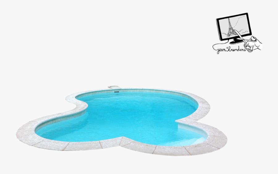 Transparent Pool Clip Art.