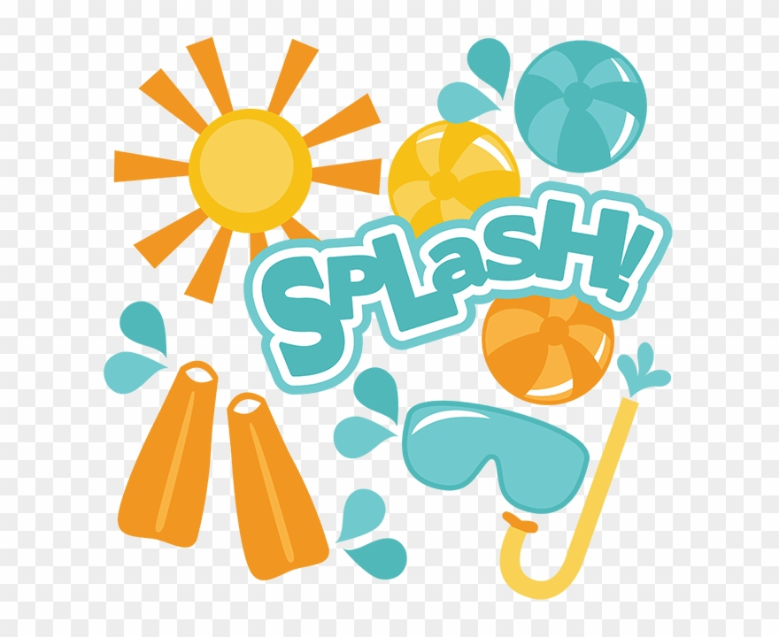 Clip Art Of Splash.