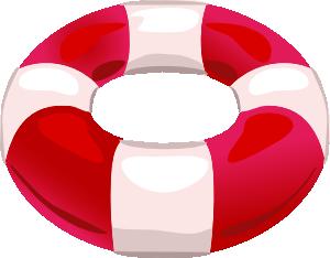 Pool Floatie Clipart.