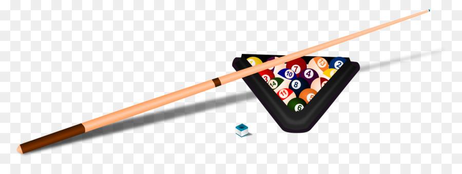 cue clipart Cue stick Billiards Clip art clipart.