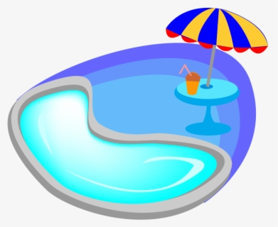 Free Swimming Pool Clip Art with No Background.
