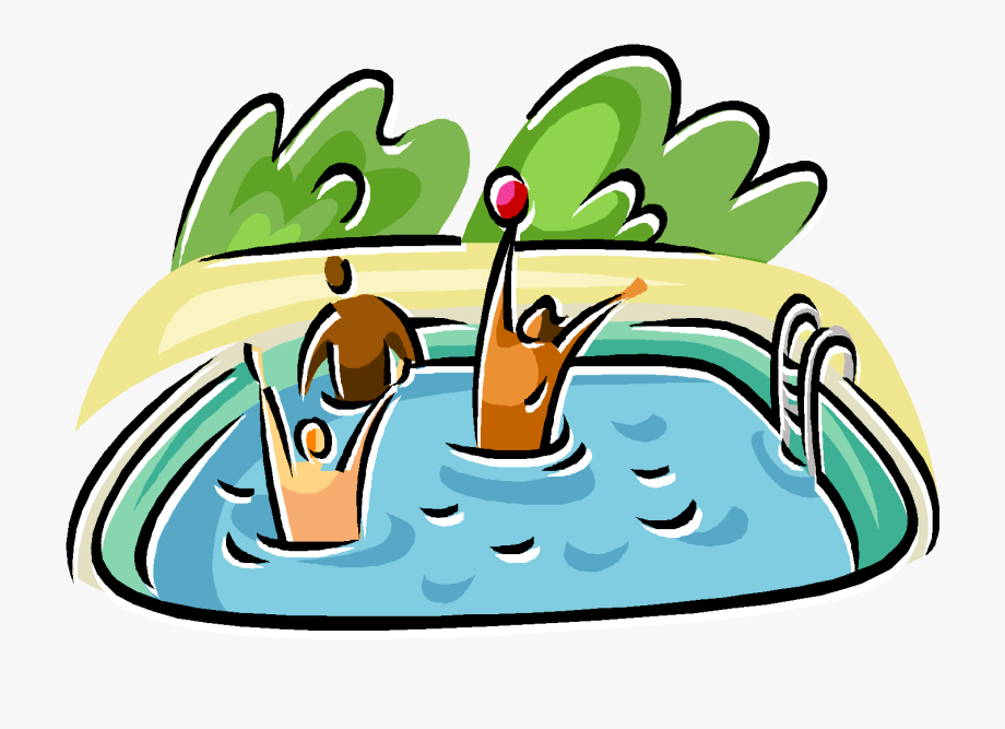 Pool Party Swimming In A Pool Clipart Clipart.