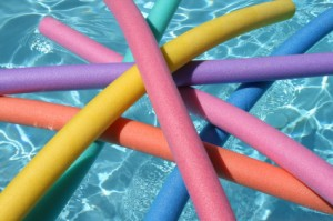 10 Uses for Pool Noodles.