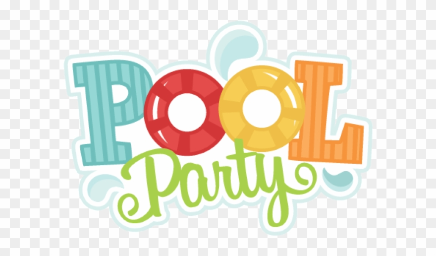 Weather Clipart Pool Party.