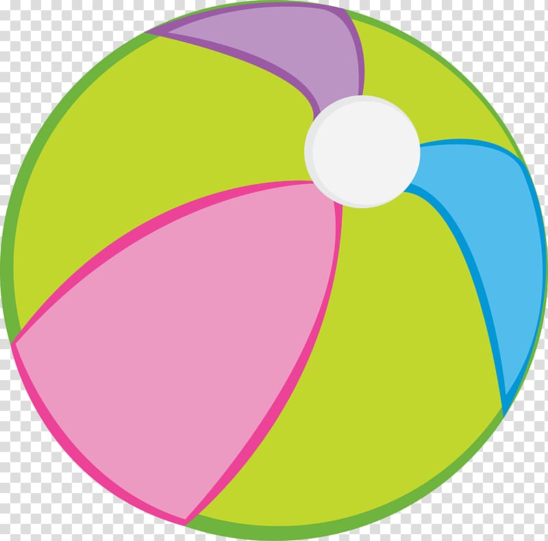 Multicolored ball illustration, Swimming pool Party , pool.