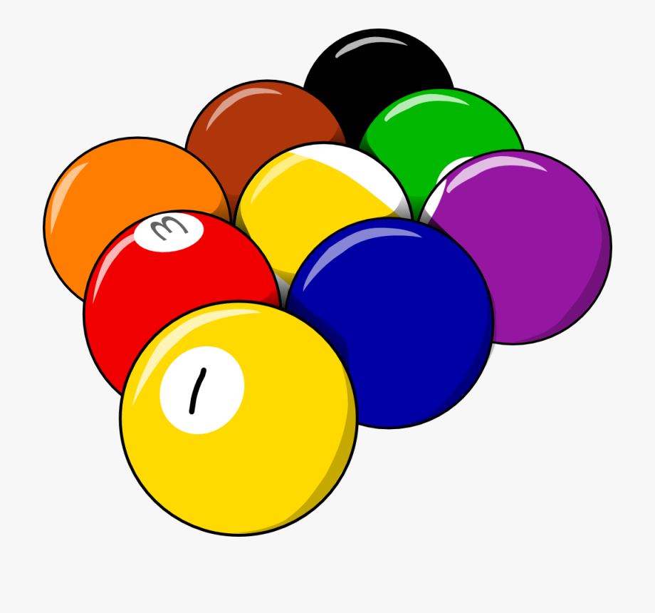Billiards Clip Art , Pool.
