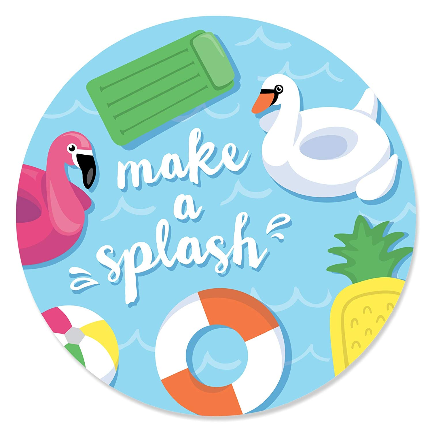 Amazon.com: Make A Splash.