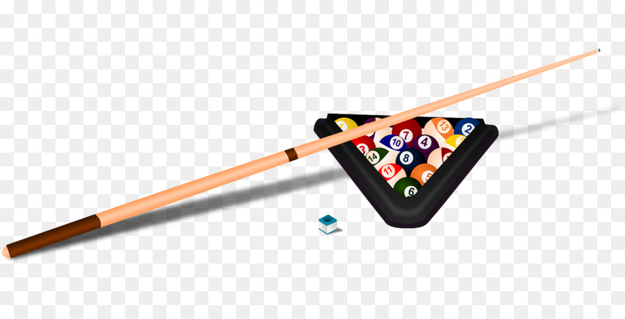 clip art pool sticks pool balls clipart Cue stick Billiards.