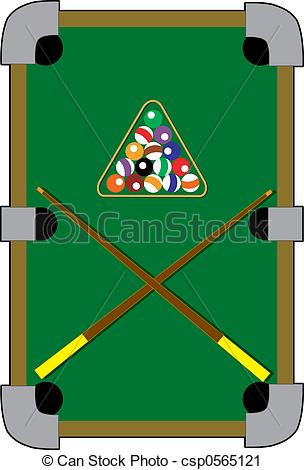 Pool table Clipart and Stock Illustrations. 2,755 Pool table.