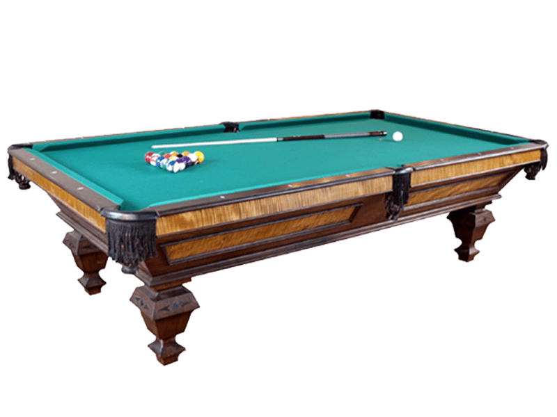 Snooker Table transparent PNG.