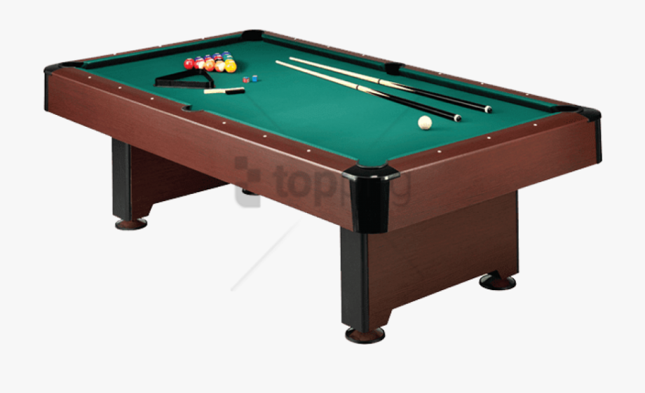 Download Billiard Table Classic Png Images Background.