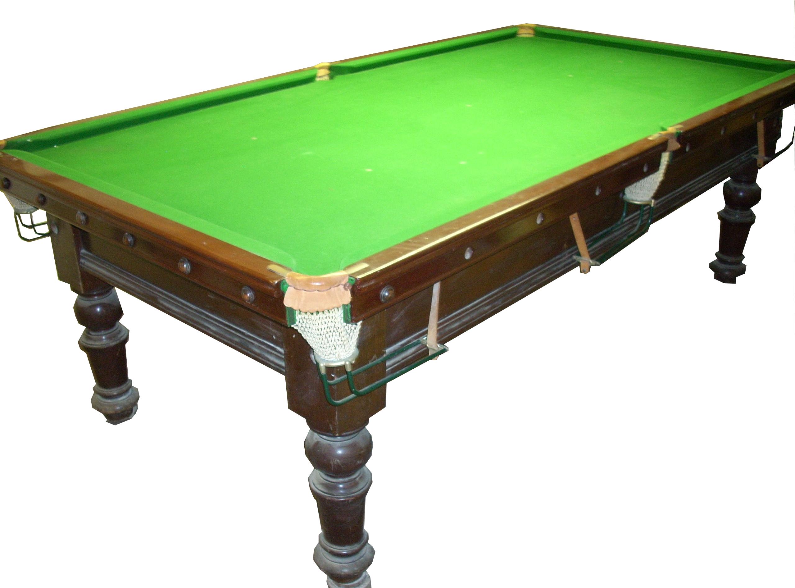Billiard Table PNG Image.