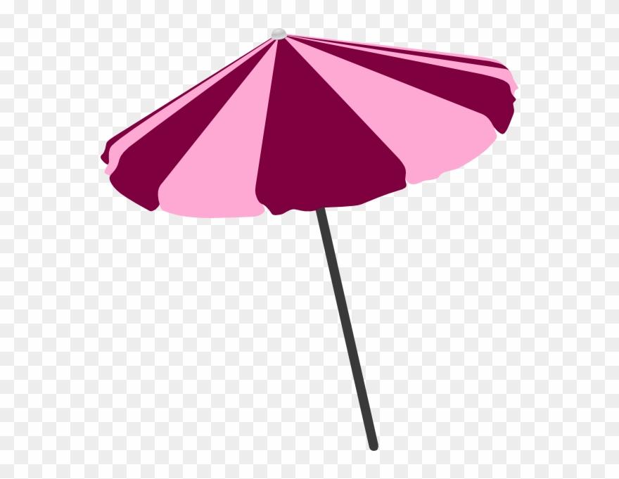 Pool Umbrella Vector Clipart (#177742).