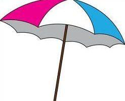 Pool umbrella clipart 5 » Clipart Portal.