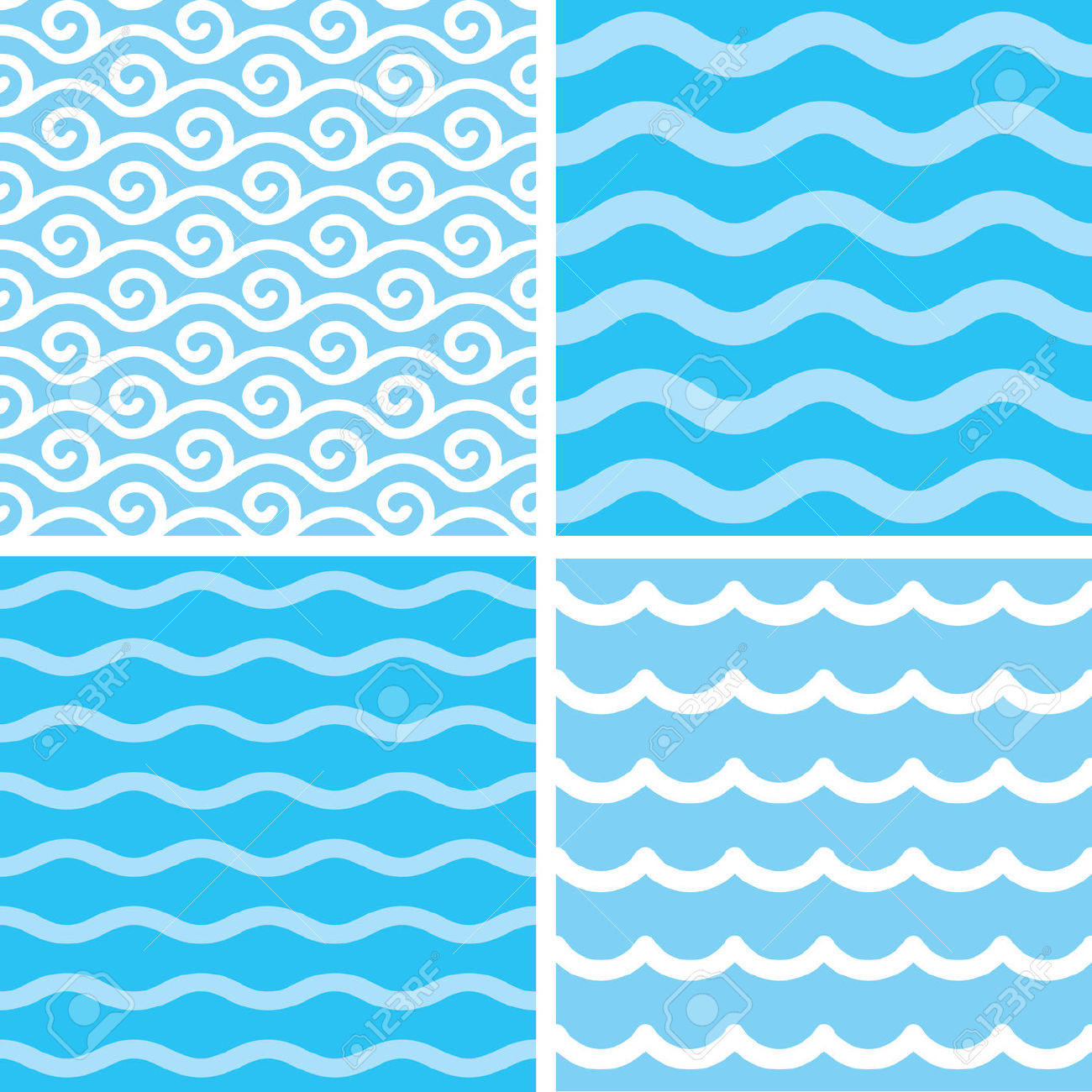 Pool Water Clipart.