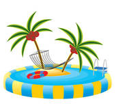 Pool Clip Art Images.