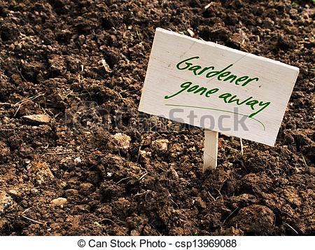 Pictures of Poor soil gardener gone.