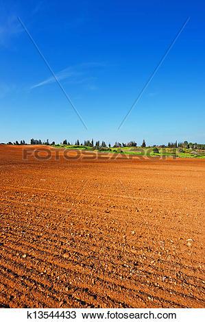 Stock Photo of Poor Soil k13544433.