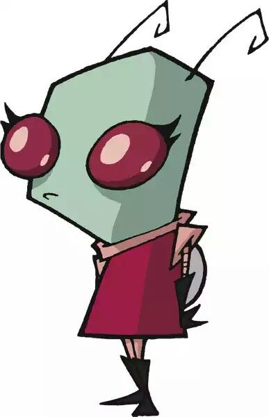 131 Best images about //invader zim on Pinterest.