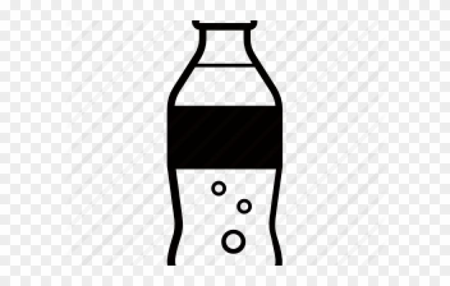 Plastic Bottles Clipart Fizzy Pop.