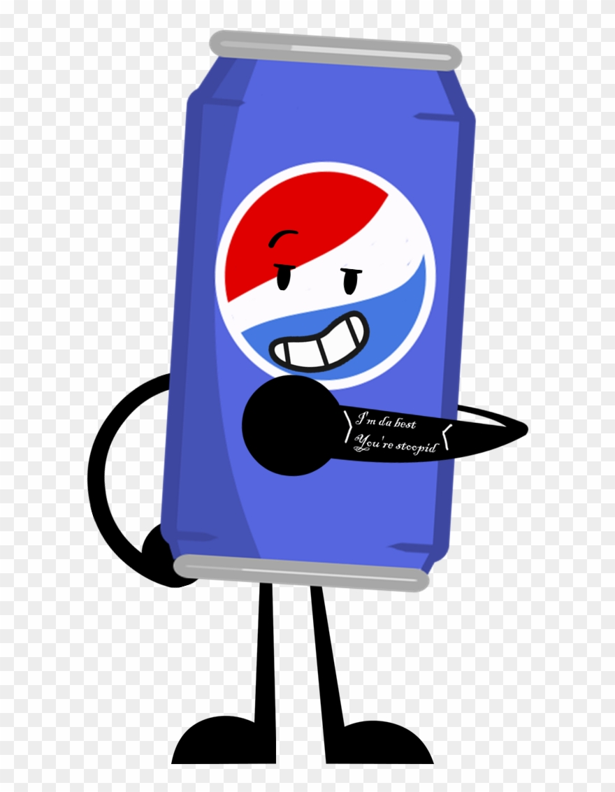 Pepsi Clipart Popcan.