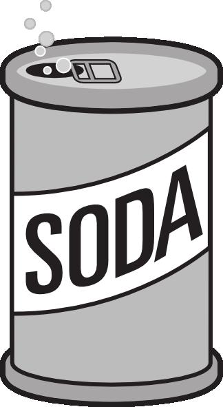 Soda Can Clip Art at Clker.com.