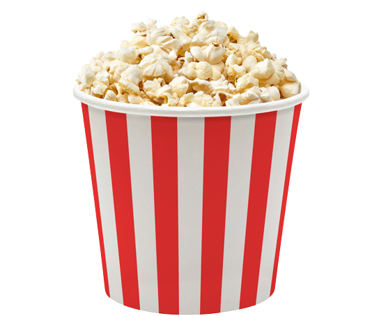 Popcorn PNG images free download.