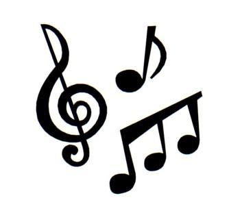 Pop Music Clipart.