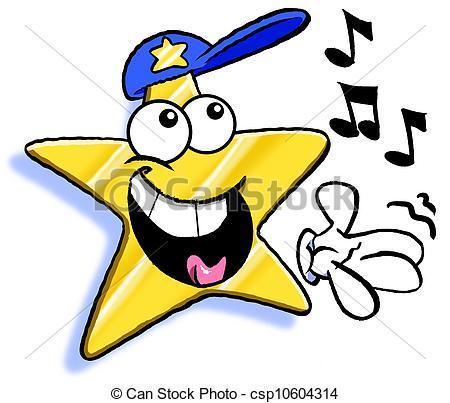 Pop star clipart 4 » Clipart Portal.