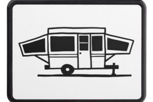 Pop up camper clipart 1 » Clipart Portal.
