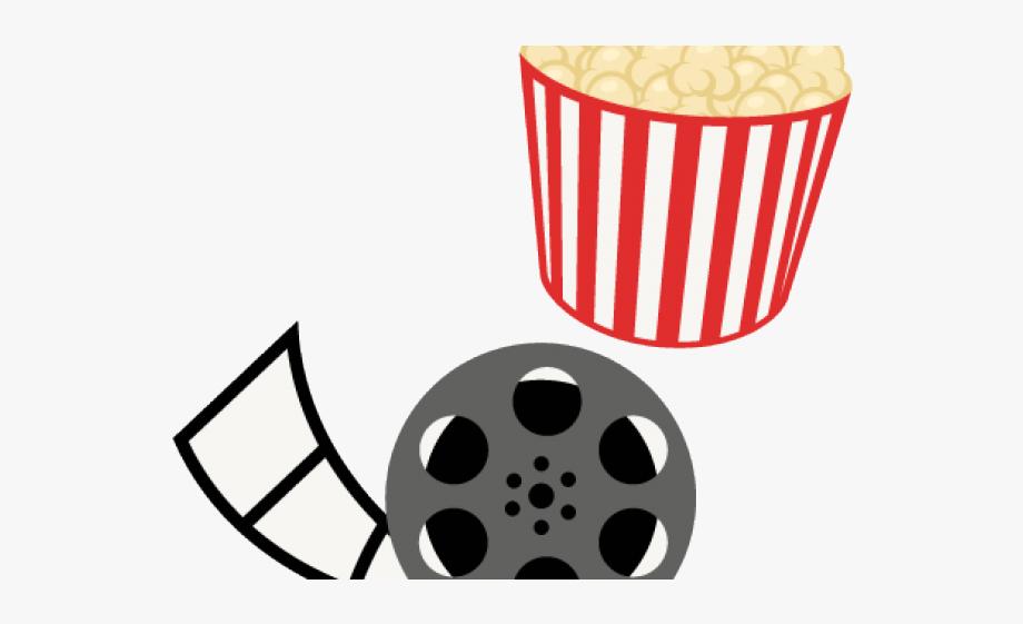 Movie Clipart Movie Snack.