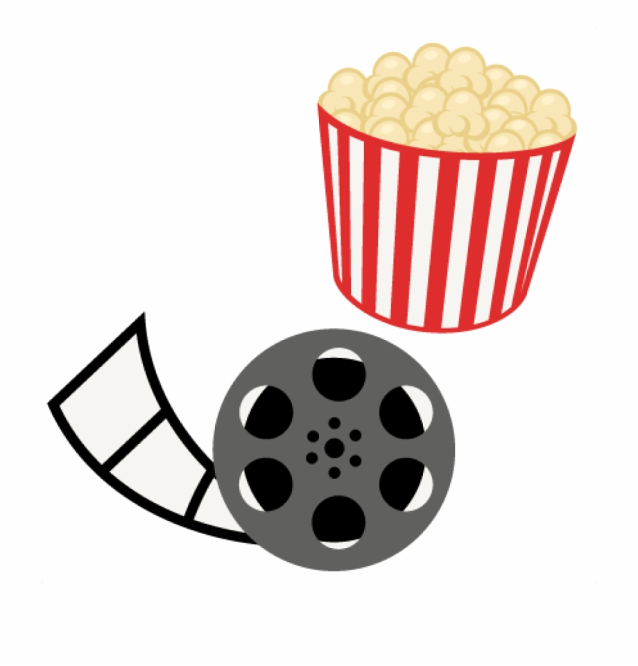 Free Clipart Popcorn Popcorn Movie Reel Movie Night.