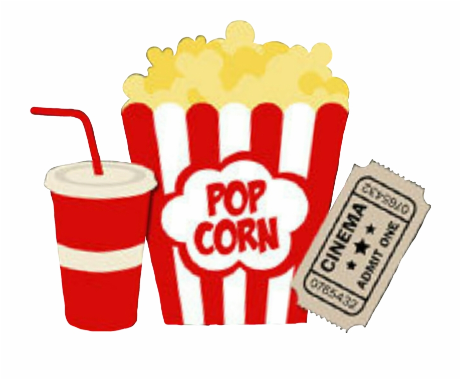 Download Soda Clipart Movie Popcorn And Use In This.