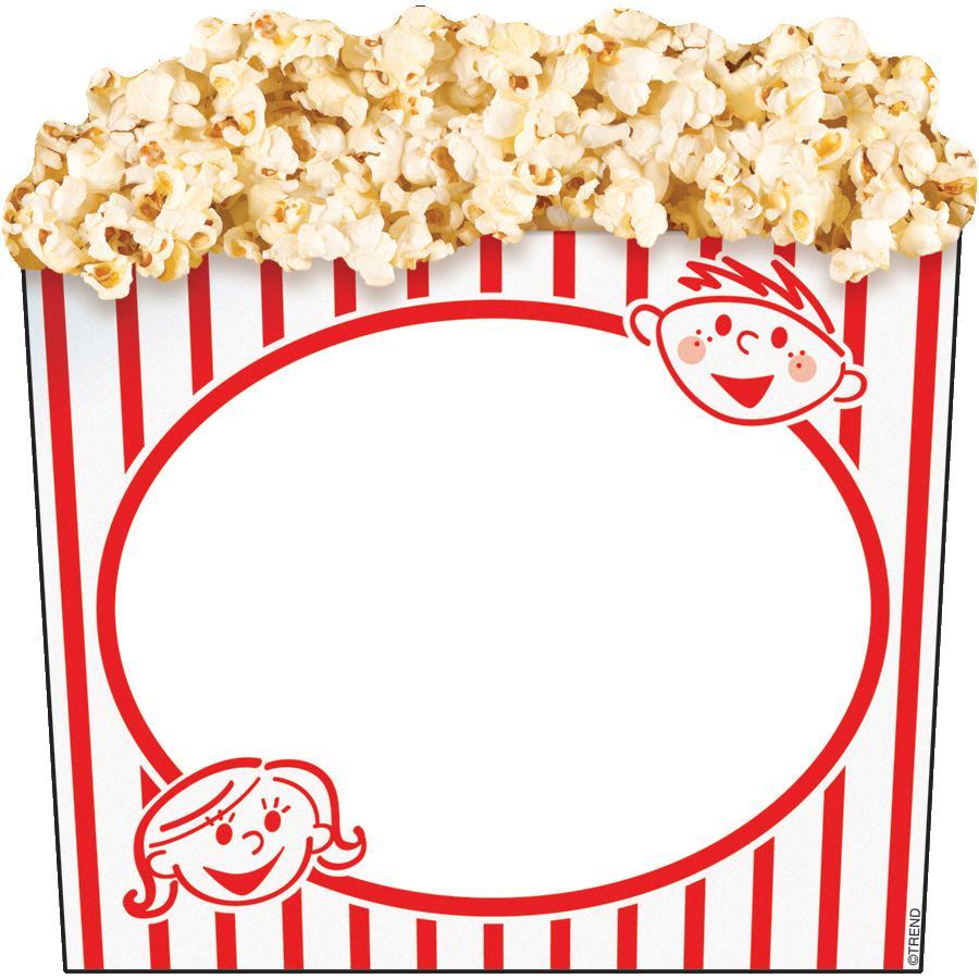 popcorn bag clipart 2.