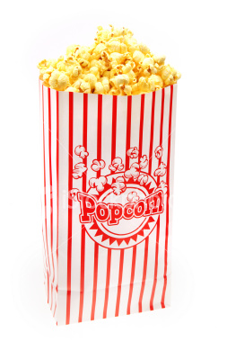 Popcorn Bags.