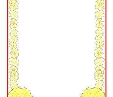 Popcorn border clipart 3 » Clipart Portal.
