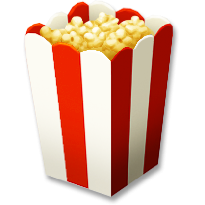 Popcorn Bowl Png Clipart 11.