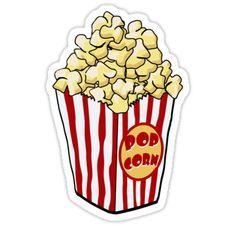 Popcorn bowl clipart » Clipart Portal.