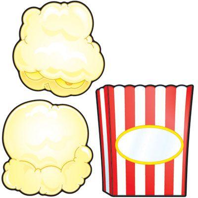 Popcorn Box Clip Art Popcorn & boxes.