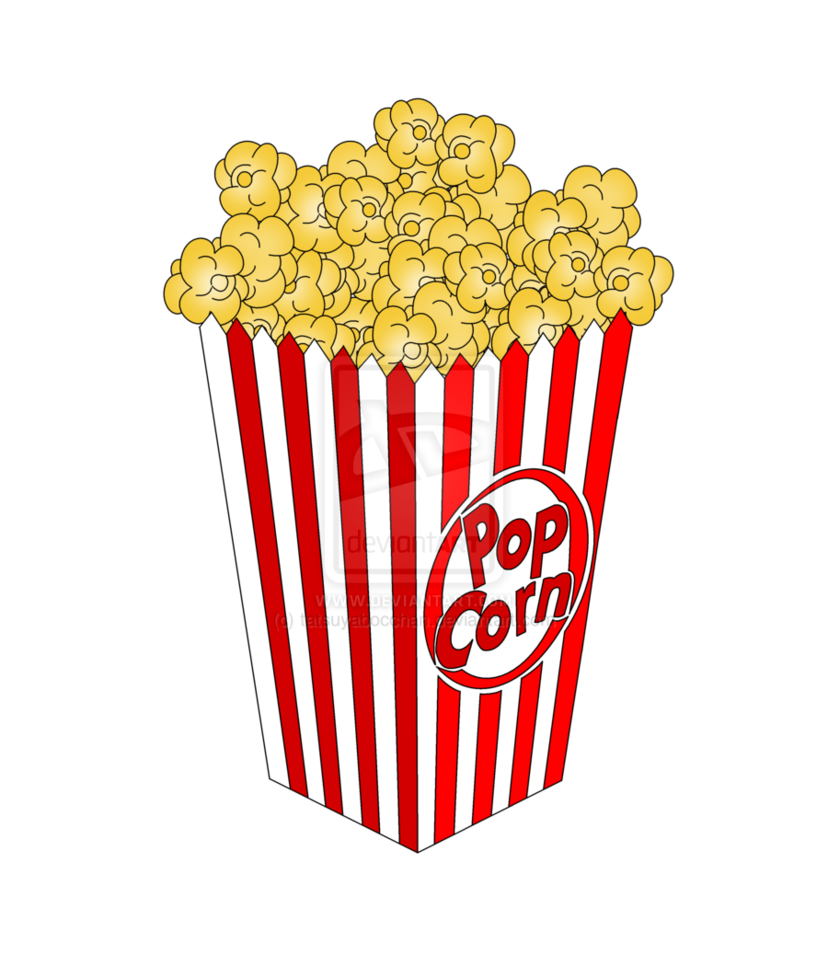 Movie Popcorn Bucket Clipart Galleryhip.com The.