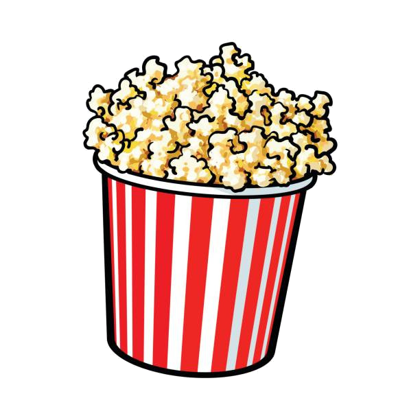Popcorn Clipart Clip Arts For Free On Transparent Png.