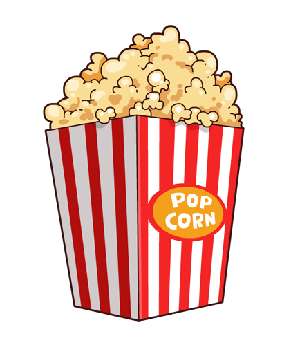 Popcorn Free To Use Cliparts.