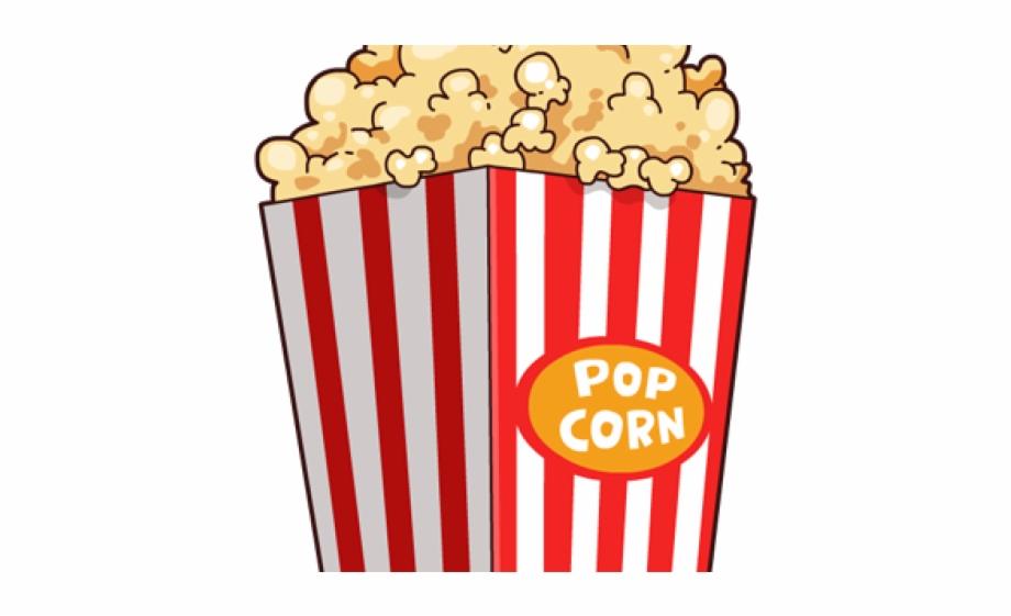 Carneval Clipart Popcorn.