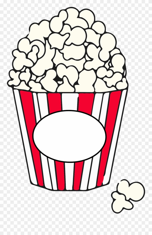 Popcorn Kernel Popcorn Clip Art.