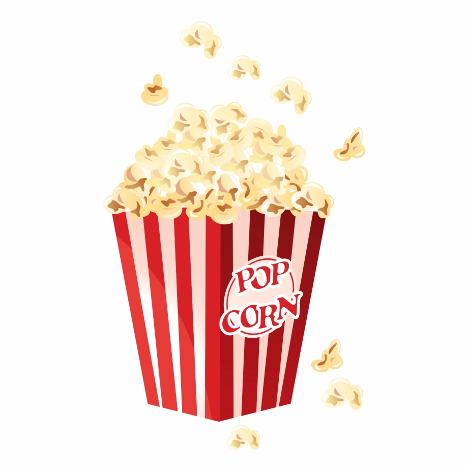 Popcorn Clipart Transparent Free PNG Images & Clipart.