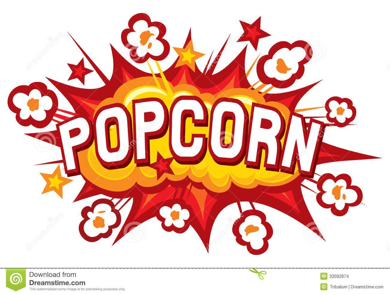 Popcorn Stock Illustrations, Vectors, & Clipart.